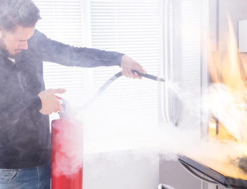 Fire Safety and Your Home